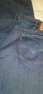 Other - NWOT! Men's Levis 599 Straight Jeans